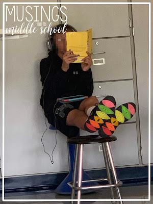 Musings from the Middle School - Establishing Reader's Workshop