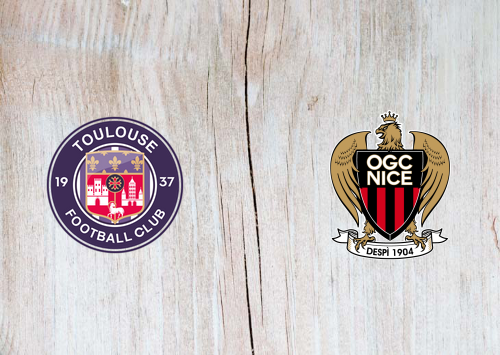 Toulouse vs Nice -Highlights 15 February 2020