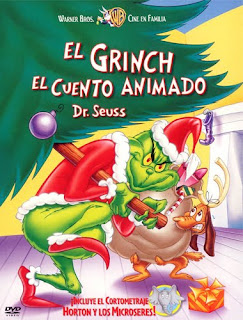 Ver El Grinch: El cuento animado (2011) Online