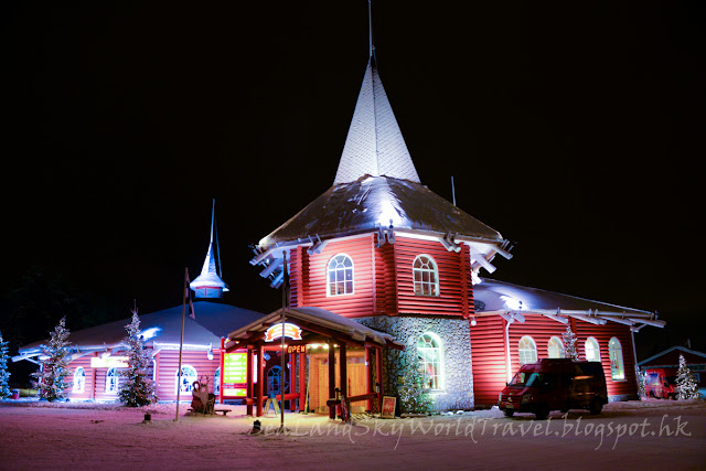 羅凡尼米聖誕老人村, Santa Claus Village Rovaniemi