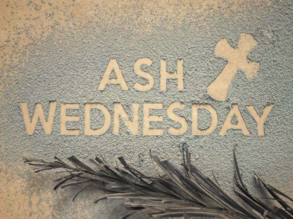Ash Wednesday Wishes
