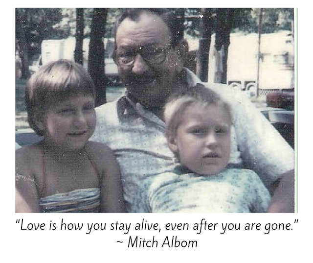 Love is how you... - Mitch Albom #lovequote