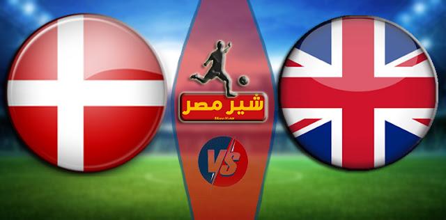 يلا شوت الجديد بث مباشر مباراة انجلترا والدنمارك نصف نهائي يورو 2020