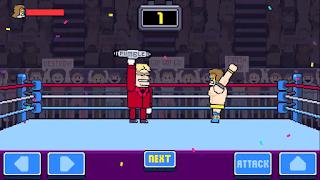 Rowdy Wrestling - screenshot 5