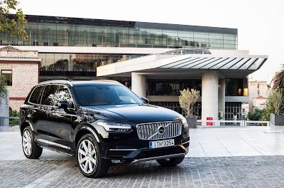 Η Volvo στην τελετή απονομής των βραβείων IFG AWARDS 2016