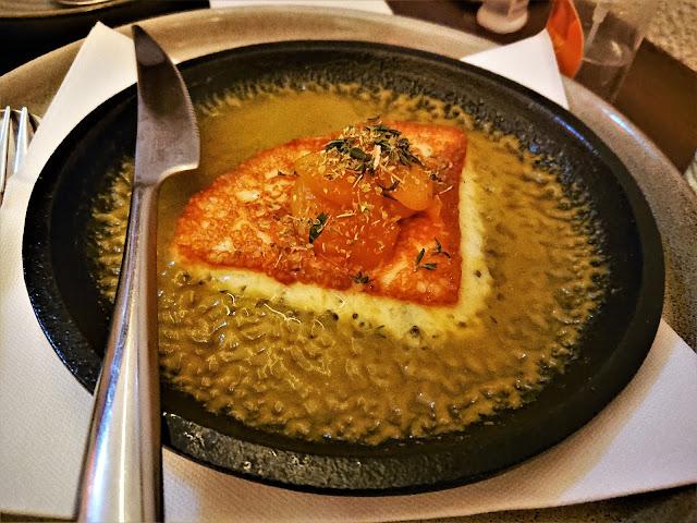 "Grill Cheese ""Saganaki Platanos"""