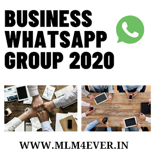 business whatsapp group link 2020