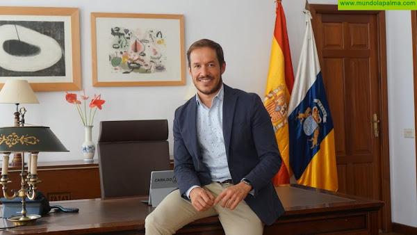 Mariano H. Zapata traslada a la Unión Europea la necesidad de realizar test en el puerto y aeropuerto