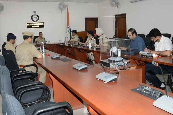 faridabad-police-commissioner-op-system-op-singh-beat-system-news
