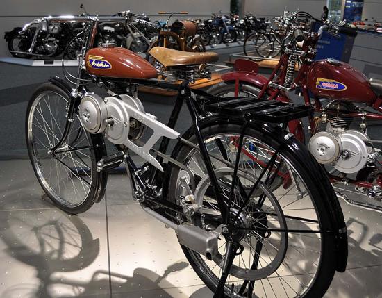 Honda Type-A left