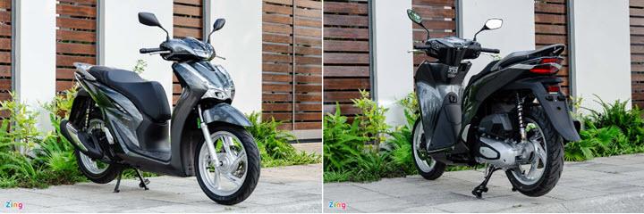 Đánh giá Honda SH 150i 2020 - xe đẹp, lái hay nhưng cần thêm thực dụng