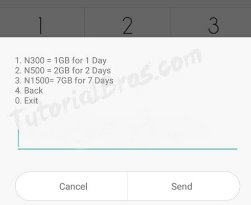 How to Activate 7GB of Data For 1,500 Naira on Glo Network, Valid For 7 days