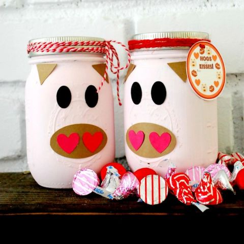 Do It Yourself Ideas And Projects 20 Valentine S Day Mason Jar Ideas That Will Set Your Heart On Fire