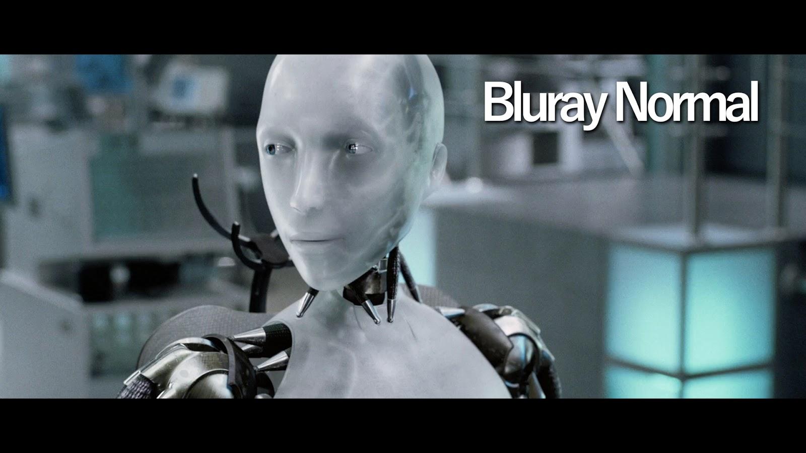 Yo, Robot (2004) BRRip 720p Latino-Ingles [Open Matte] captura 1