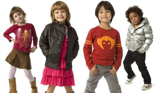 Baju Anak Masa Kini
