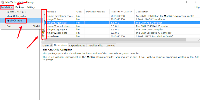 MinGW w64 download and installation tutorial for Windows 10