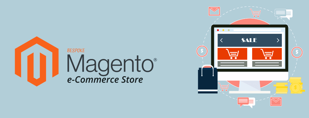 إنشاء متجر إلكتروني ماجنتو Magento
