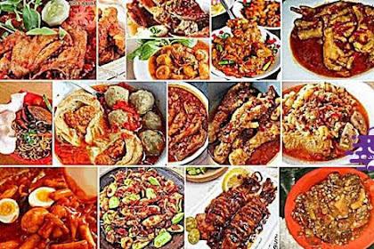 10 Bisnis Makanan Pedas Kekinian yang Laris