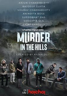 Murder In The Hills Series