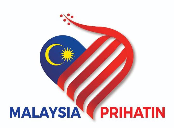 Maksud makna logo Malaysia Prihatin Hari Kebangsaan 2020