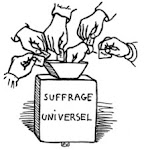 Suffrage universelle