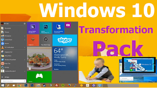 How to Turn Your Windows to Windows 10 Using Transformation Pack
