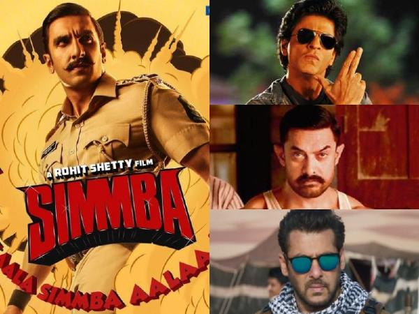 Ranveer Singh's Simmba hitting a double century at the box