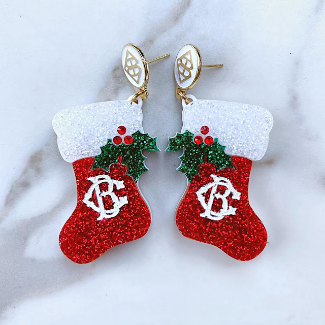 holiday, collection, earrings, accessories, bright, bold, Brianna Cannon, athomewithjemma