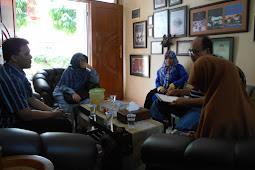 Silaturahim ke Rumah Dukut Imam Widodo, Penulis Sejarah Kota-Kota