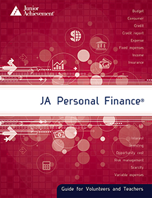 JA Personal Finance Program cover