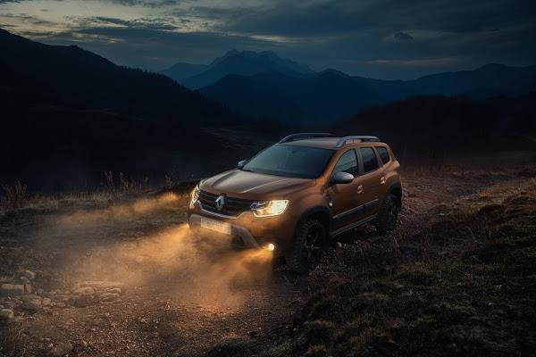 Renault Duster 2021 1.3 turbo com tração 4WD lançado na Rússia