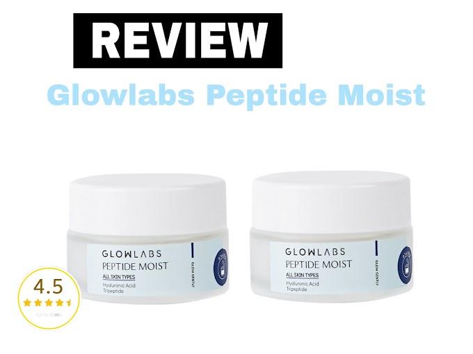 Review Glowlabs Peptide Moist