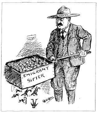 Teaching Social Studies 10: Emigrant Sifter