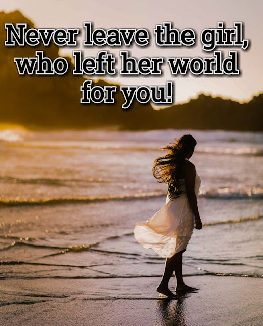 Love quotes on girl