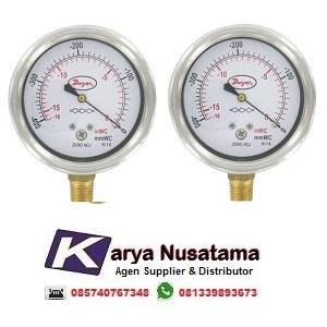 Jual DWYER SGX-SGF Stainless Steel Low Pressure Gage di Bogor