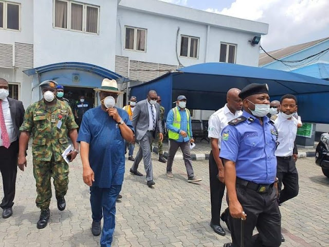 Caverton Helicopters kicks over arrest of its pilots on Wike's order