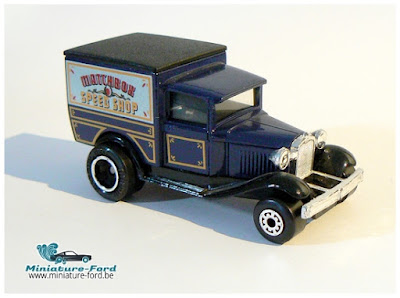 Matchbox, model A FORD
