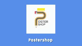 aplikasi pembuat poster postershop