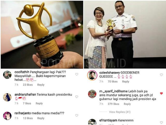 Anies Baswedan Ditabok LSM International Save the Children, Warganet: Lebih Baik Mundur dari Gubernur Sekarang Juga!