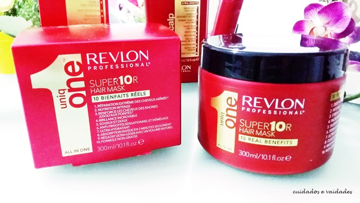 Máscara Uniq One Revlon