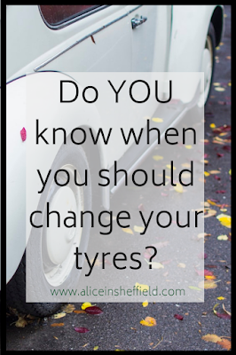When to change tyres
