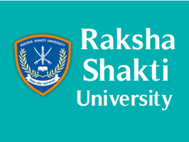 Raksha Shakti University Recruitment