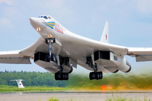 Tupolev Tu-160 Specs