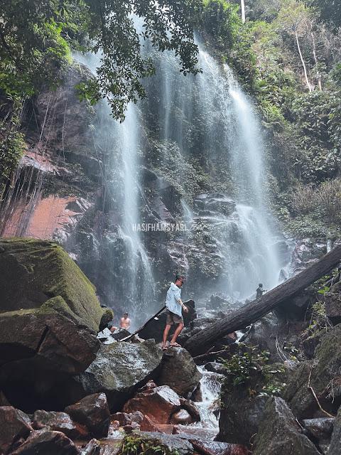 Air Terjun Sungai Kooi Royal Belum
