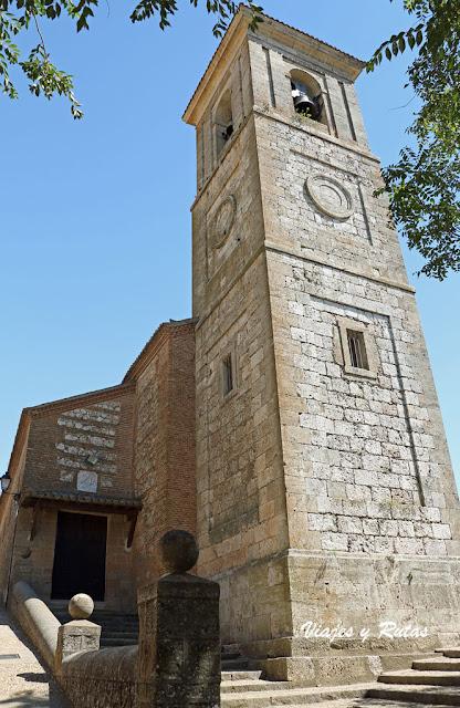 Qué ver en Hita, Iglesia de San Juan