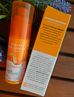 Avalon Organics serum vit C