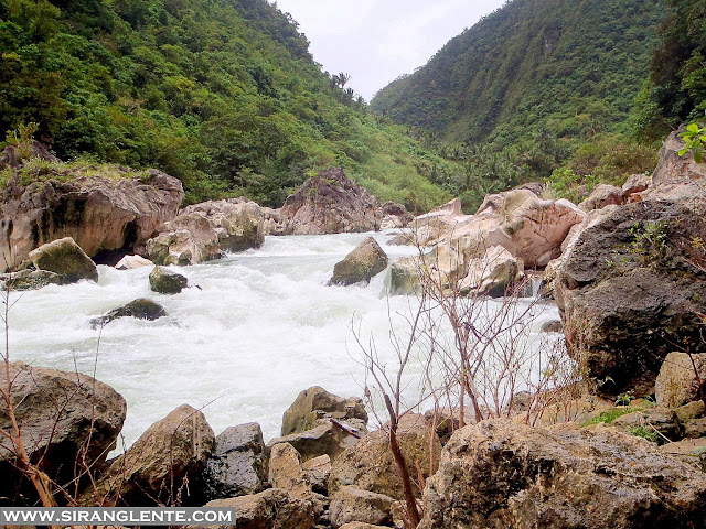 Tinipak River entrance fee