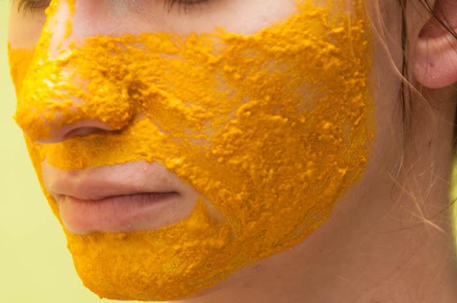 INILAH Trik Memutihkan Kulit Wajah Anda dalam 7 Hari Menggunakan Kunyit! Begini Caranya!