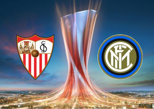 Sevilla vs Internazionale -Highlights 21 August 2020