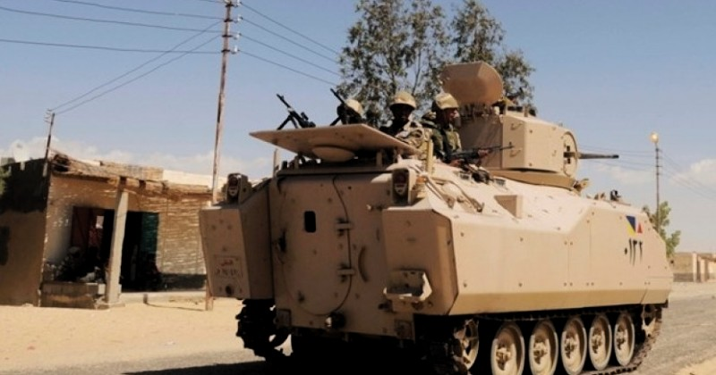 Polisi Mesir Tembak Mati 3 Militan ISIS yang Bunuh Warga Kristen